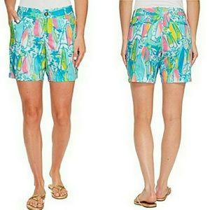 Lilly Pulitzer Beach And Bae Jayne Shorts
